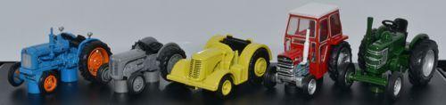 Oxford 1  76 5 Brick Set Ford  Ferg  DB  Massey  Fält M SET33