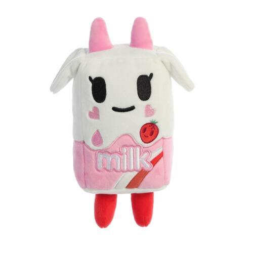 Tokidoki Strawberry Milk 7.5in - 15674 - NEW!!