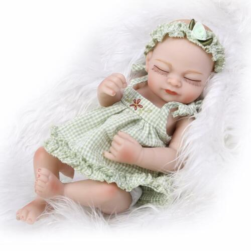 New10-11/'/' Reborn Baby Boy Girl doll Clothing Set Newborn Outfit UnIncluded Doll