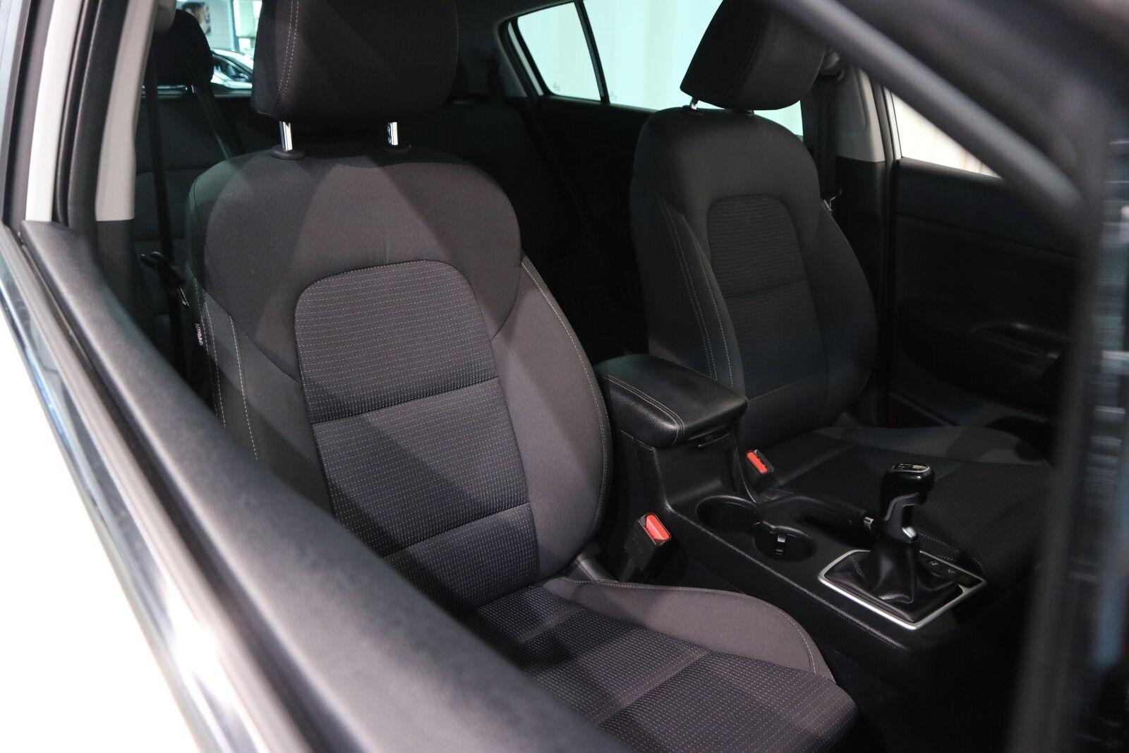 Kia Sportage 1,7 CRDi 115 Advance Edition - billede 12