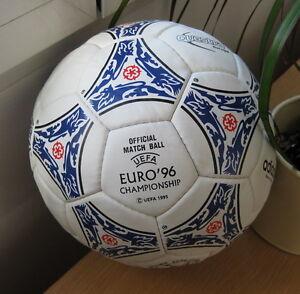 Boda Ceniza Máquina de recepción  Adidas questra europa 1996. euro 1996. ball questra europa 1996 euro | eBay