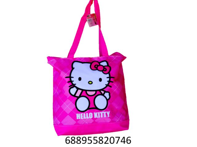 3d3d54bc13fb Sanrio Hello Kitty Women Girls Tote Bag Handbag Purse-0746