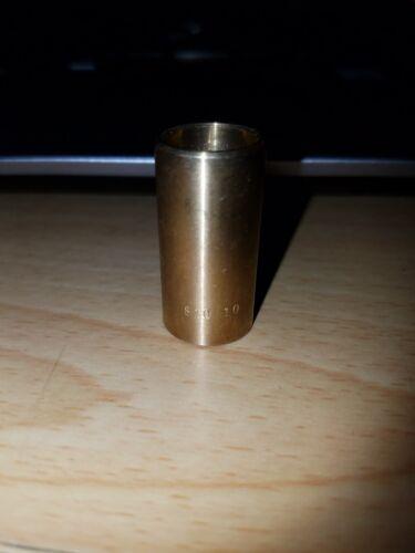 Bronze Bushing 1//2 id x 5//8 od x 1-1//4 Bearing Sleeve Spacer CB 810-10 10pcs