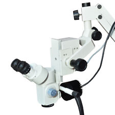 3 Step Dental Surgical Microscope With Led Light Free Shipping