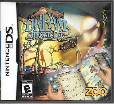 Dream Chronicles (Nintendo DS, 2010)