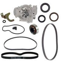 Honda Odyssey 1998 L4 2.3l Timing Belt Kit W/ Water Pump Seals Tensioner