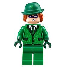Riddler Batman Movie Minifigure Fits Lego