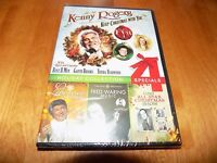 Holiday Collection 4 Specials Kenny Rogers Christmas Garth Brooks Dvd