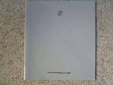 1986 Porsche Full Line 911 Carrera 944 928S DELUXE Showroom Sales Brochure L@@K
