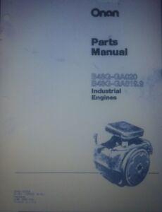 Details about Onan B48G-GA020 & GA019.9 Engine Parts Manual Garden on john deere 316 wiring-diagram, john deere gt275 wiring-diagram, john deere 180 wiring-diagram, john deere 320 wiring-diagram, john deere 4010 wiring-diagram, john deere 130 wiring-diagram, john deere 325 wiring-diagram, deere parts 318 wiring-diagram, john deere 5103 wiring-diagram, john deere gt235 wiring-diagram, john deere 318 parts diagram, john deere 425 wiring-diagram, john deere 4430 wiring-diagram, john deere hpx wiring-diagram, john deere 755 wiring-diagram, john deere 455 wiring-diagram, john deere m wiring-diagram, john deere la145 wiring-diagram, john deere 140 wiring-diagram, john deere 318 ignition parts,
