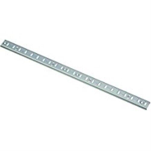 Stanley National N229-542 Shelf Standard Shallow 6 Shelf Nickel