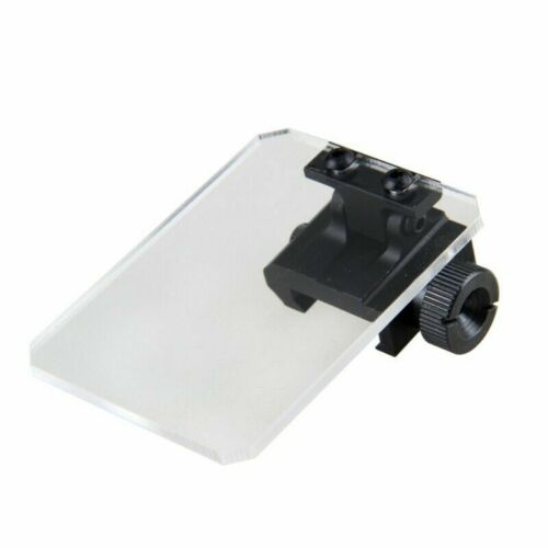 Protector Airsoft Lens Sight Cover Shield For Picatinny Rail Mount For Scope