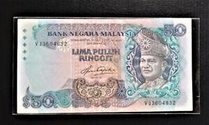 RM 50 : 5th Series, Aziz Taha,VJ 3604832
