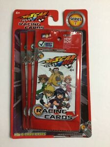 image is loading scan 2 go racing cards series 1 1