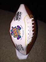NFL Mini SUPER BOWL XXXI Commemorative Football Packers/Patriots (KC)