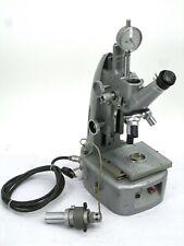 Unitron Tmd 2147 Tmd Toolmakers Dial Gauge Monocular Microscope