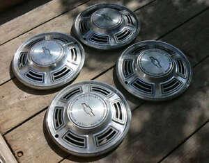 Chevrolet Motor Division Hub Caps Wheel Covers Ebay