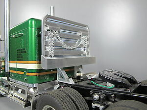Tamiya Toy R C 1 14 Semi Tractor King Knight Hauler Rear