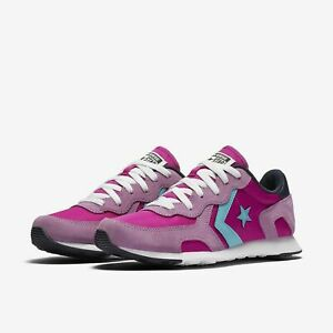 Image is loading Converse-Womens-Thunderbolt-Ox-Trainers-Magenta-RRP-74- 3196f2e1a