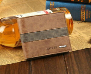 Billetero-de-hombre-Yateer-Cartera-Billetera-modelos-Wallet-Brieftasche