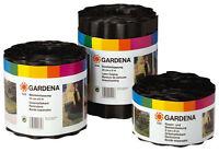 Gardena Beeteinfassung Braun Rolle 20 Cm Hoch, 9 M Lang Kunststoff (534)