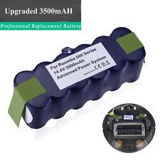 14.4V 3500mAh Ni-MH Battery For iRobot Roomba 500 600 700 800 Series 510 550 570