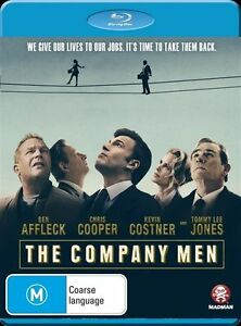 The-Company-Men-Blu-ray-2011-New-amp-Sealed-Tommy-Lee-Jones