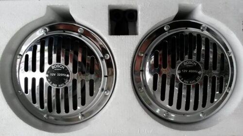Bosch Horns Grille Chrome Vintage Style Porsche,Mini,Mercedes.Bmw,Porsche,Ford/'/'