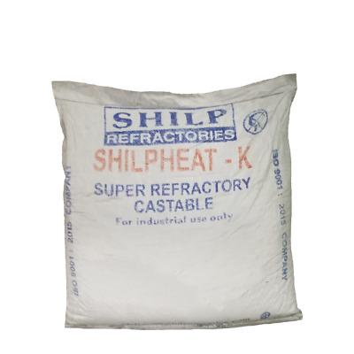 Castable Refractory Cement, 60% Alumina Dense Castable, 55 LB | eBay