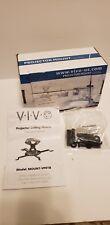 vivo Universal Adjustable Black Ceiling Projector/projection Mount Extending Arm