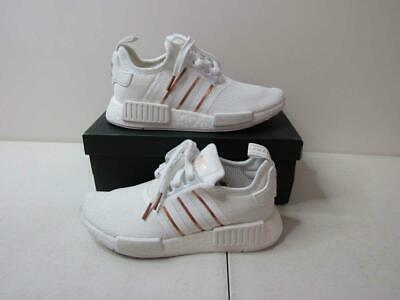 adidas nmd r1 white rose gold
