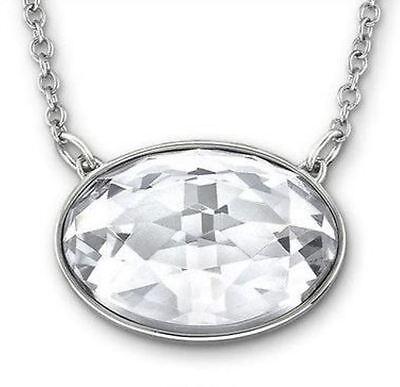 270ecc91a Swarovski Vanilla Necklace Pendant Clear Crystal Authentic MIB - 5008655