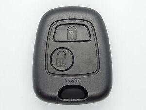 Cles-de-Voiture-2-Cles-Cles-Boitier-pour-Citroen-C3-C4-C5-Xsara-Saxo-Picasso