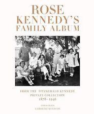 Rose Kennedy's Family Album (2013, Hardcover, Illustrated) Shrink Sealed Br New