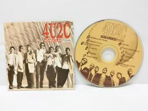 Rare Malay Band 4U2C Kembalilah Fiona 1996 Malaysia CD (CD709)