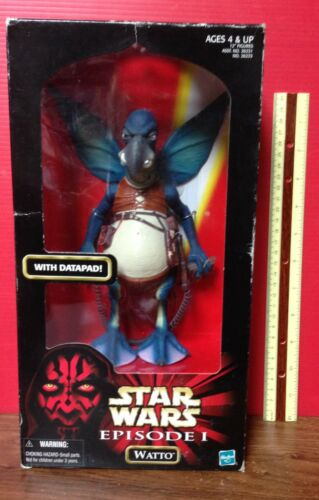 Star Wars Large Action Figures NOS MIP