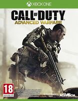 Call Of Duty: Advanced Warfare (Xbox One) - Excellent - 1st Class FAST Delivery