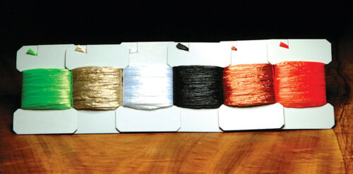 HARELINE DUBBIN SWISS STRAW FLY TYING MATERIAL YOU PICK COLOR