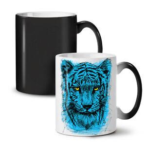 Beast Wild Animal Tiger NEW Colour Changing Tea Coffee Mug 11 oz | Wellcoda