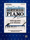 David Carr Glover Method for Piano Sight Reading and Ear Training: Level 1 by CRC Laboratories Department of Anatomy and Physiology David Glover, Gayle Kowalchyk, E Lancaster (Paperback / softback, 1988)