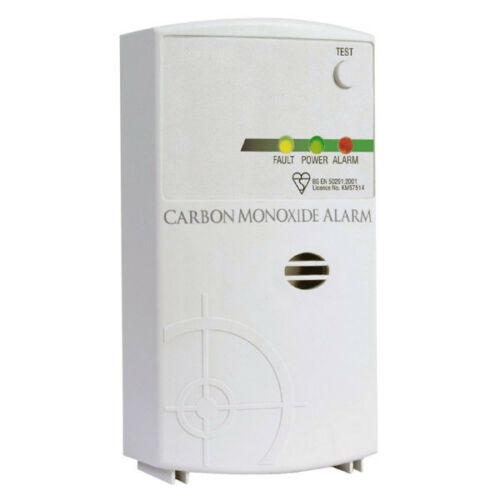 Deta 1121 Carbon Monoxide Alarm Mains Only