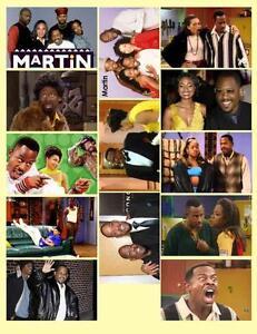 MARTIN TV SHOW 13 PHOTO FRIDGE MAGNETS