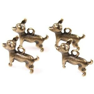 25x New Wholesale Antique Bronze Charms Bookmarks For Jewellery Beading 160568