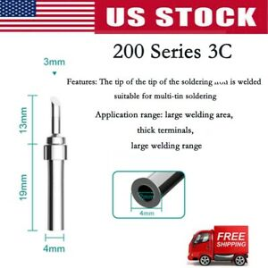for-Electric-936-Soldering-Tool-Solder-Iron-Tips-Head-Replacement-3C-200M-series
