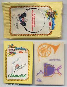 Mulino Bianco Sorpresine - Piccolo Mugnaio I REMOVIBILI - completa nM92syXz-09171810-855758373