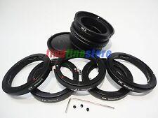 AI CY LR OM PK Lens to Sony E mount Macro Helicoid Adapter NEX 7 F3 5R a6000 a7