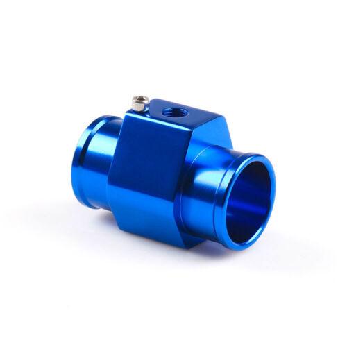 28mm Car Water Temp Temperature Joint Pipe Sensor Gauge Radiator Hose Adapter