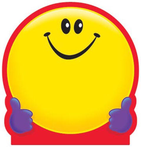 Para Niños Niños Sonrisa Cara Smiler Diversión en forma de cojín de nota