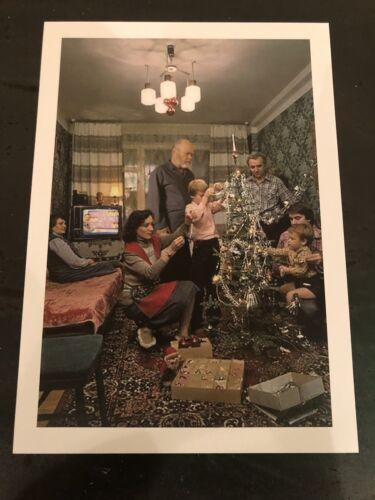 La Guerra Fría Steve McFadden Londres Folleto De Exposición Arte social Nueva Impresión