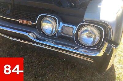 +Oldsmobile Delta 88 Cutlass F85 4x Scheinwerfer E-Prüfzeichen Umrüstung+